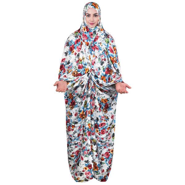 Persian Women Blue Namaz Chador Model Tala