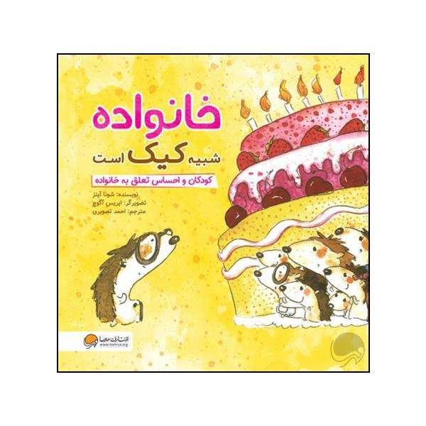 A Big Hug Book a Family Is Like a Cake by Shona Innes
