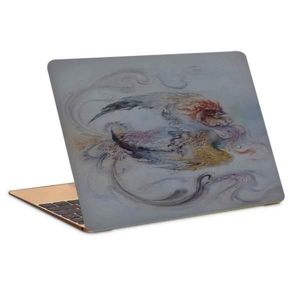 Iranian 15.6 Inch Laptop Skin Model Farshchian Miniature 01