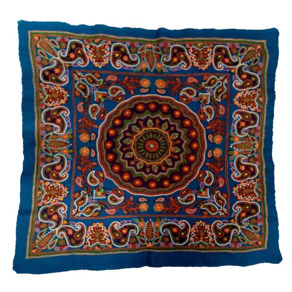 Iranian Suzani Embroidery Tablecloth Model Sahra