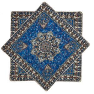 Iranian Termeh Cushion Cover Model Majnoon (2X)