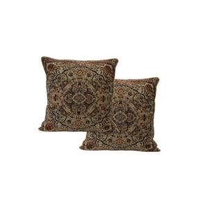 Iranian Termeh Cushion Cover Model Mana (2X)