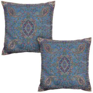 Iranian Termeh Cushion Cover Model Salarii (2X)