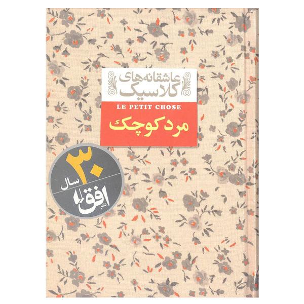 Le Petit Chose Book by Alphonse Daudet (Farsi)