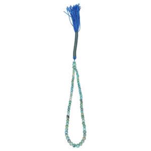 Muslim Turquoise Tesbih Prayer Beads Model Lana