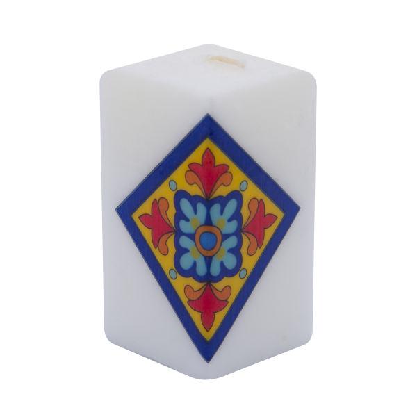 Persian Candle Model Cube Design03 (X3)