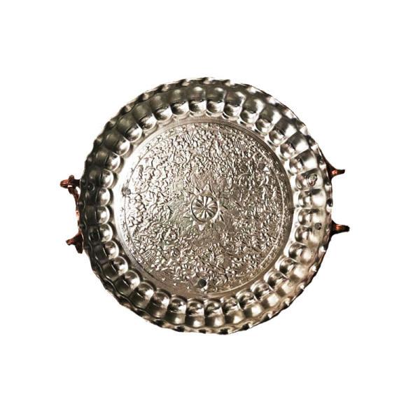 Persian Copper Serving TeaTray Model Armani
