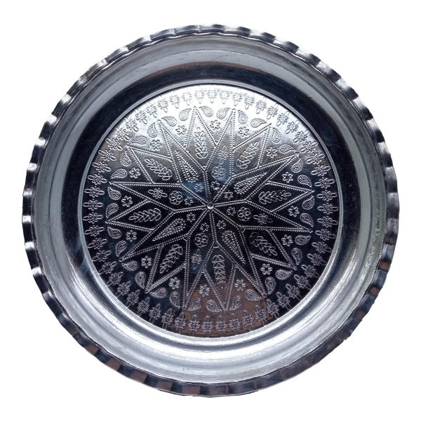 Persian Copper Serving Tray Model Special01