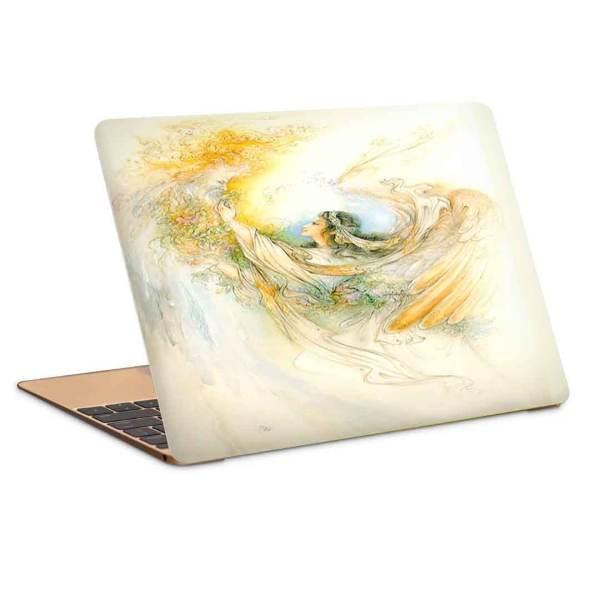 Persian Laptop 15.6 Inch Skin Model Farshchian Miniature