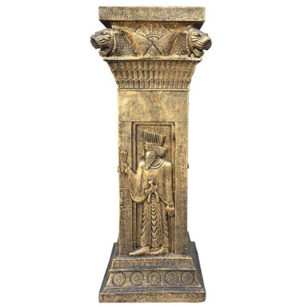 Persian Sculpture Model Achaemenid Persian Soldier