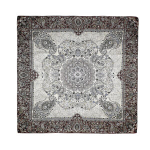 Persian Termeh Tablecloth Model Black